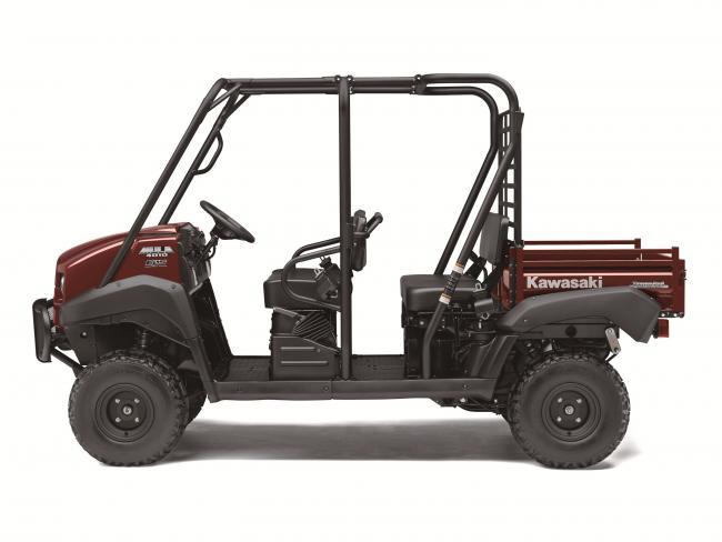 2021 Kawasaki Mule 4010115