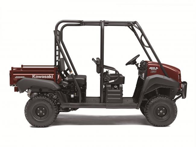 2021 Kawasaki Mule 4010116