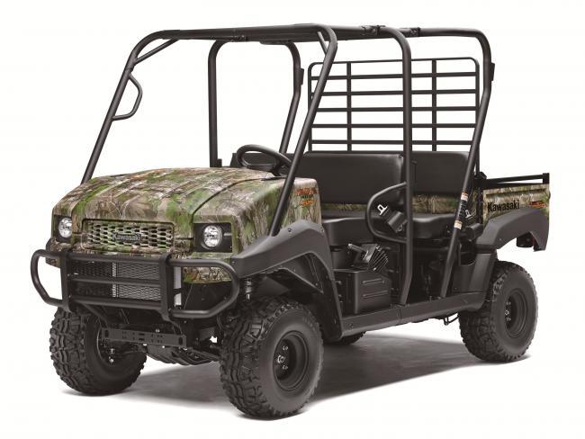 2021 Kawasaki Mule 4010117