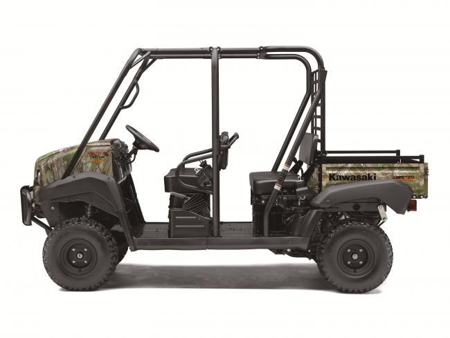 2021 Kawasaki Mule 4010118
