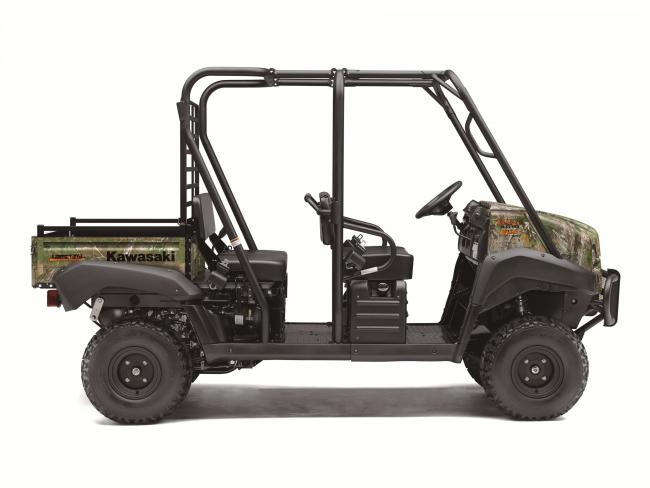 2021 Kawasaki Mule 4010119
