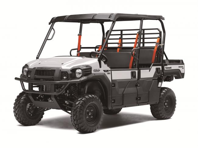 2021 Kawasaki Mule Fe Side X Side Model Line Up100