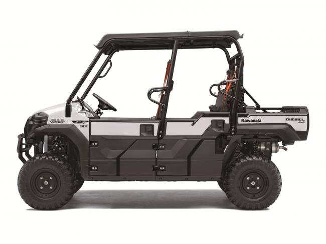 2021 Kawasaki Mule Fe Side X Side Model Line Up101