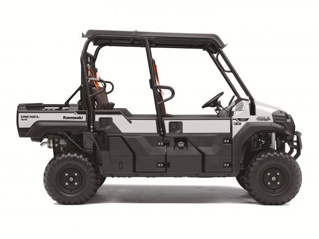 2021 Kawasaki Mule Fe Side X Side Model Line Up102