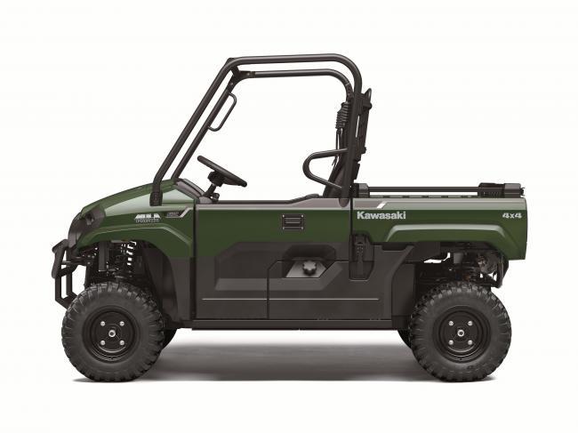 2021 Kawasaki Mule PRO MX102