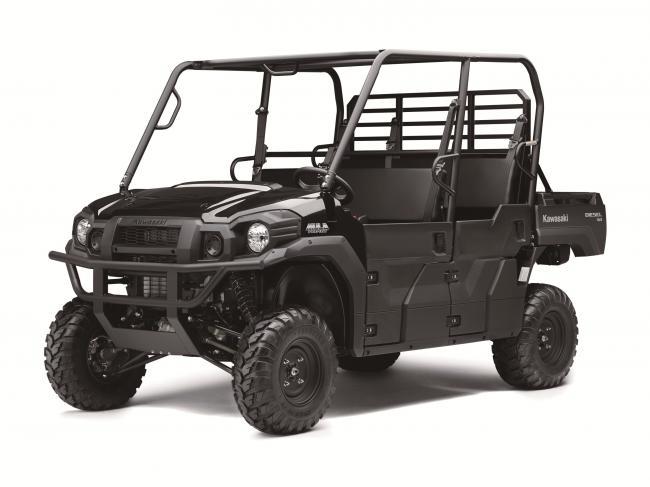 2021 Kawasaki Mule Pro DXT DXFE100