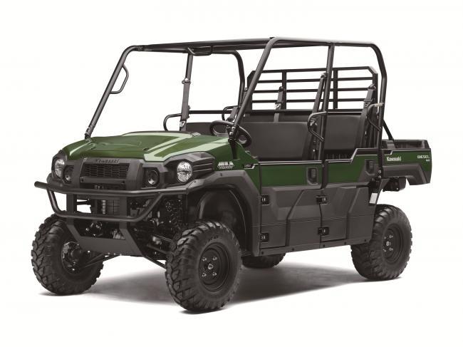 2021 Kawasaki Mule Pro DXT DXFE103