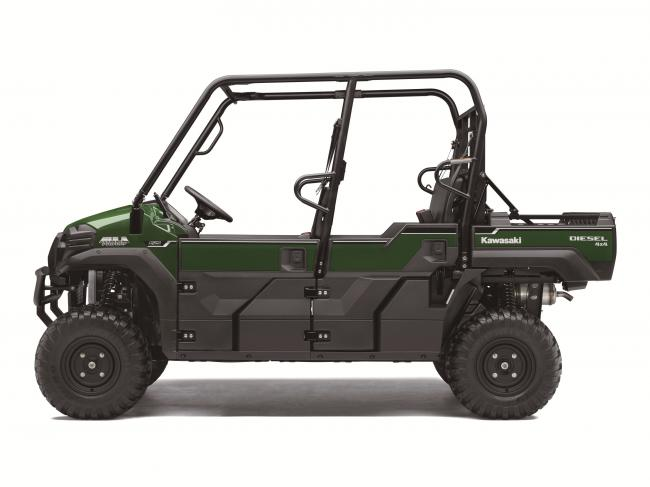 2021 Kawasaki Mule Pro DXT DXFE104