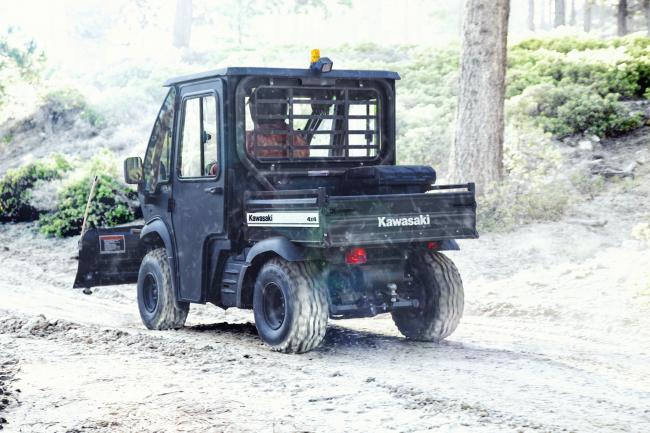 2021 Kawasaki Mule SX127