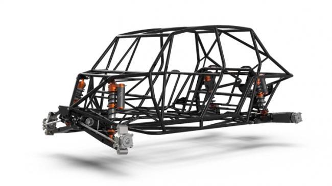 2021 Speed UTV Base Model Frame and Chassis 1