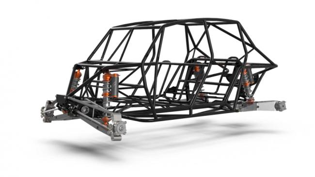 2021 Speed UTV Limited Edition Model Frame and Chassis
