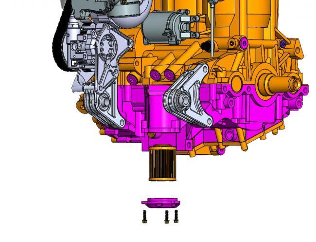 2021 speed UTV oil change how to
