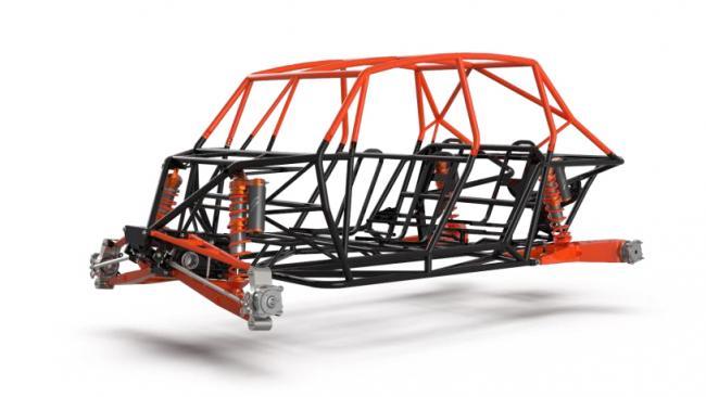 2021 speed UTV rg edition chassis