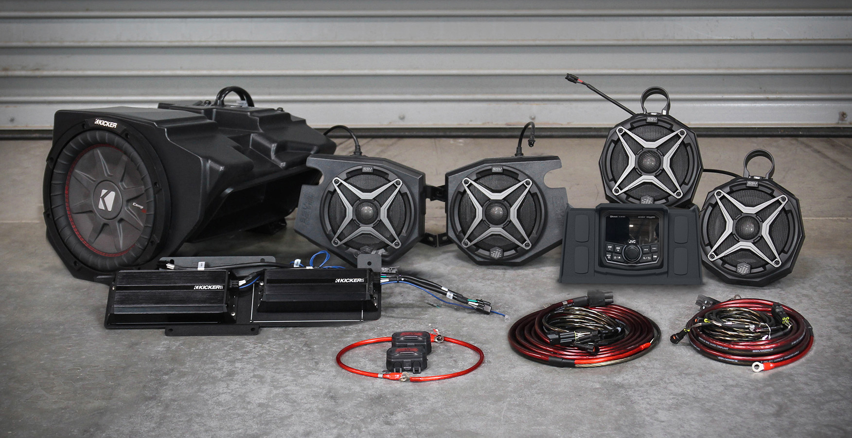SSV Works RZ4 5A1 kits 2020HR