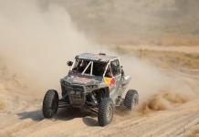 Seth Quintero RZR Racing silver state 300 bitd