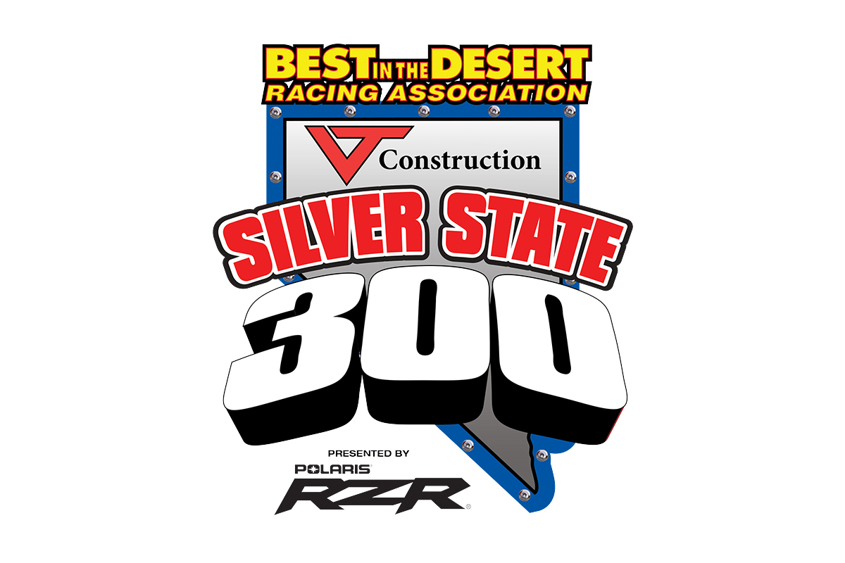 best in the desert bitd silver state 300 off road race logo