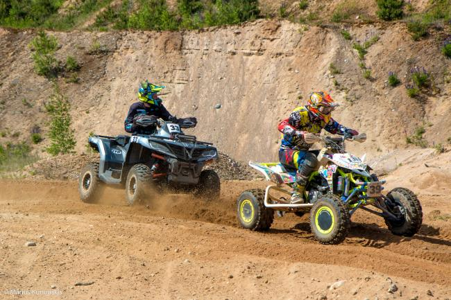 cfmoto factory racing team UTV side by side race in lithuania 26