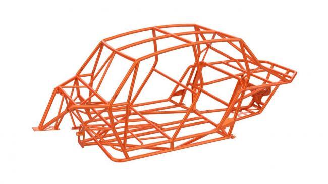 speed UTV 4 seater el jefe chassis triangulation 1