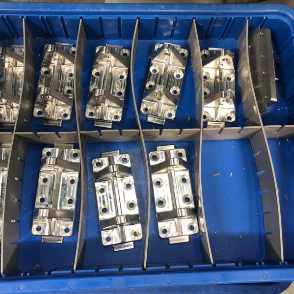 speed UTV billet steering parts