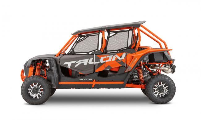 2020 Honda Talon 1000X 4 Fox Live Valve