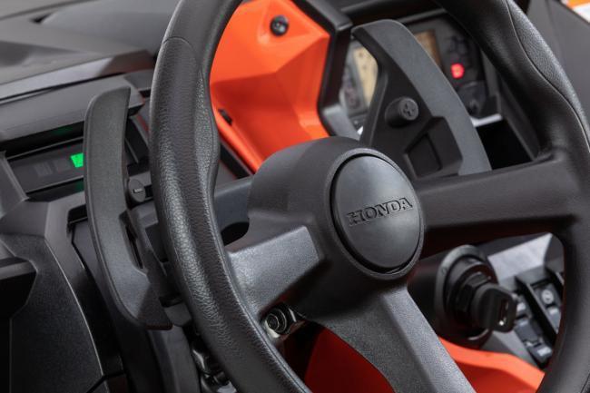 2020 Honda Talon 1000X 4 Fox Live Valve Paddle Shifters