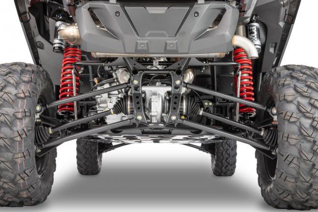 2020 Honda Talon 1000X rear suspension