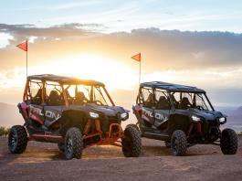 2020 Honda Talon 1000X testing 1