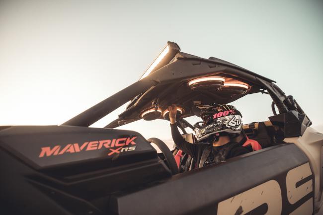 2021 MAVERICK X3 XRS Smart Shox 15