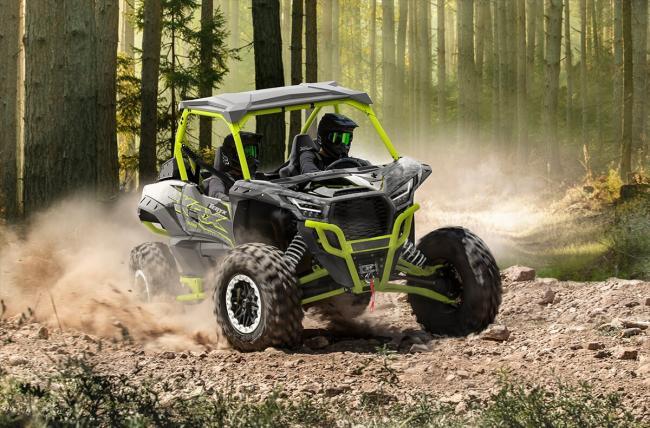 2021 kawasaki teryx krx 1000 trail edition 1