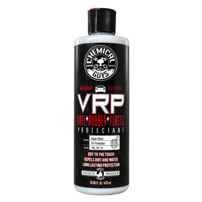CG VRP Vinyl Rubber Plastic Shine and Protectant