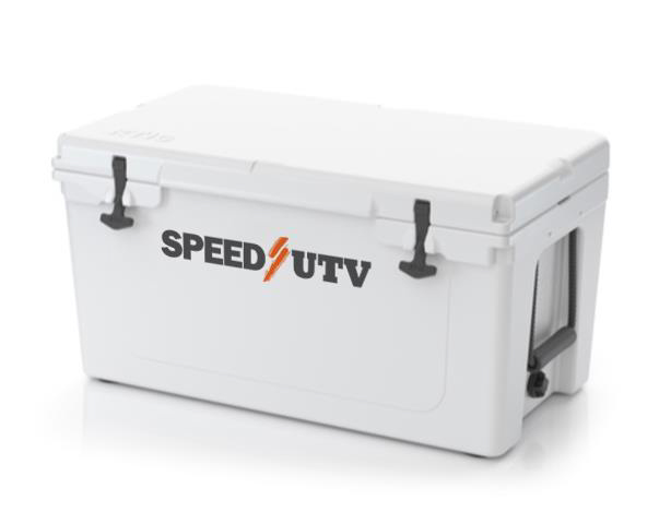 speed UTV cooler