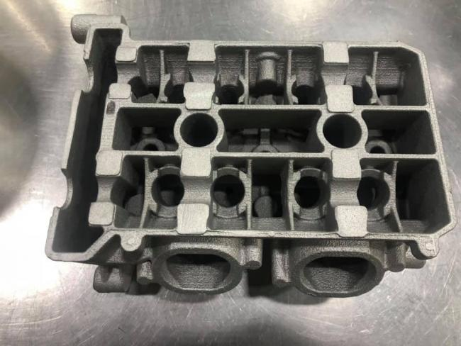 speed UTV head casting