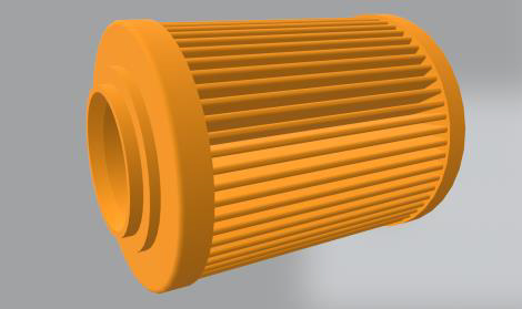 speed UTV oil filter