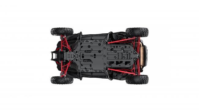 21 Honda Talon 1000R bottom utv underground