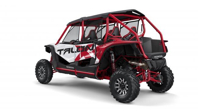 21 Honda Talon 1000X 4 FLV LR3Q utv underground