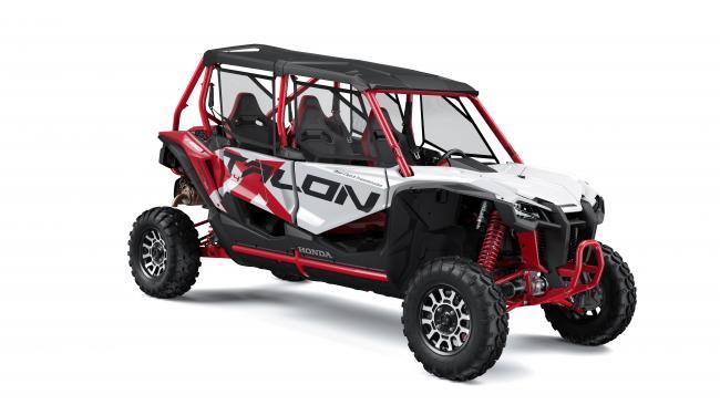 21 Honda Talon 1000X 4 FLV RF3Q utv underground