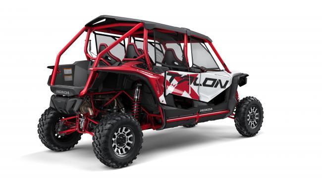 21 Honda Talon 1000X 4 FLV RR3Q utv underground