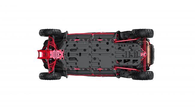 21 Honda Talon 1000X 4 FLV bottom utv underground