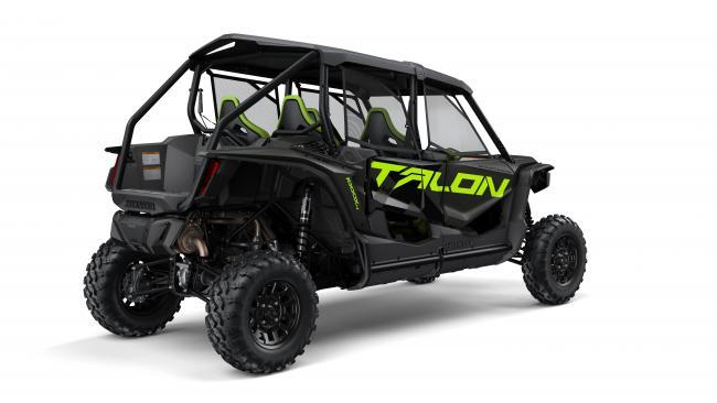 21 Honda Talon 1000X 4 RR3Q utv underground 1