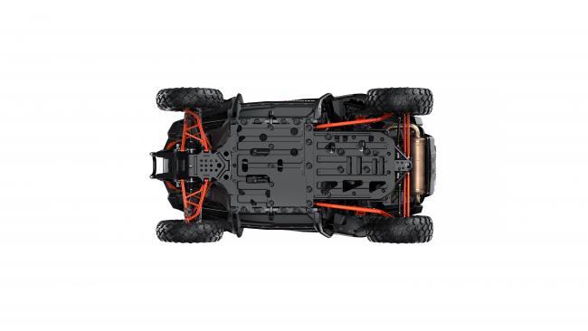 21 Honda Talon 1000X bottom utv underground