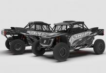 robby gordon speed sxs header off road racer