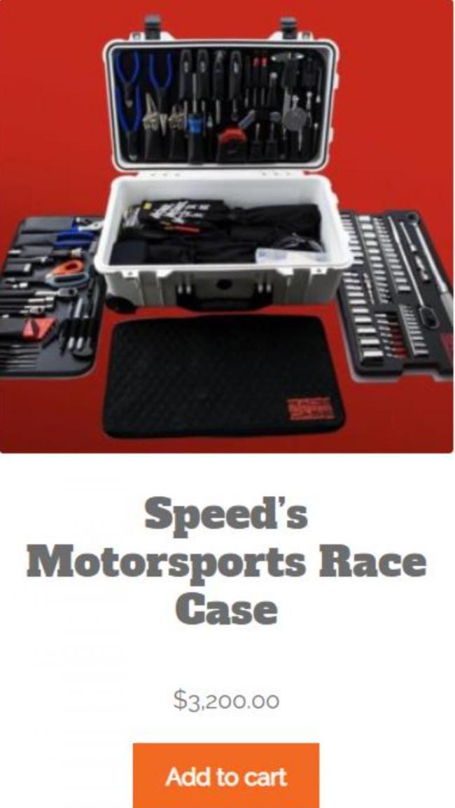 robby gordon speed sxs off road racer 37
