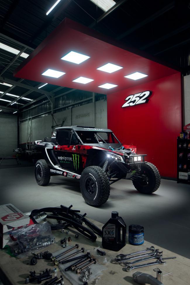 2020 Pirron Motorsports FV 4