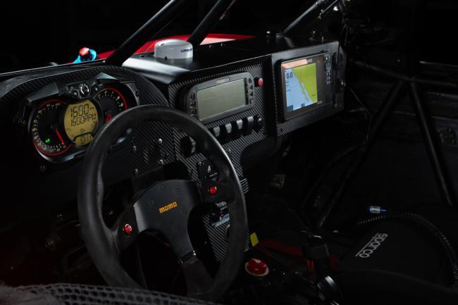 2020 Pirron Motorsports FV 9