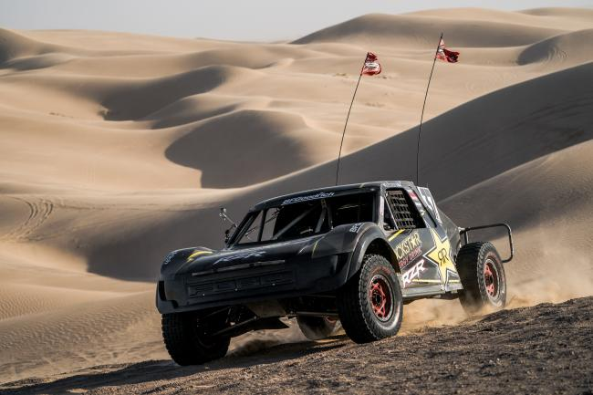 RJ Anderson Glamis off road racer 8