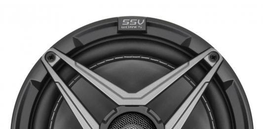 SSV Works 8 inch powersports speaker front 1