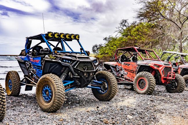 UTV wolfpack hawaii utv underground 4