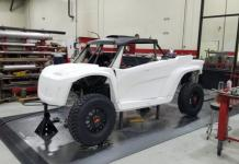 robby gordon speed utv underground header