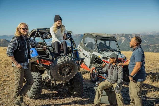 2021 rzr trail 900 premium blue SIX6567 01141
