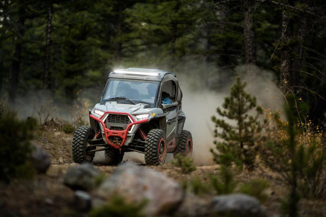 2021 rzr trail s 1000 ultimate ghost gray SIX6568 09280